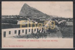 Gibraltar, The Rock From Linea Bull Ring, Unused - Gibilterra