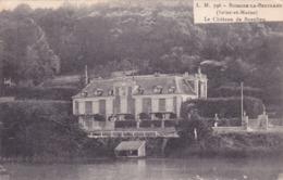 CPA 77 @ BOISSISSE LA BERTRAND - Le Château De Beaulieu - Le Lavoir @ L.M 396 - France