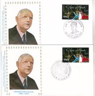 France 5 Souvenirs De Gaulle  2114 - De Gaulle (General)