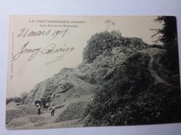 LA CHATAIGNERAIE- Les Rochers Perraud - La Chataigneraie