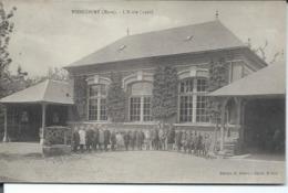 Piencourt-L'Ecole 1920. - France