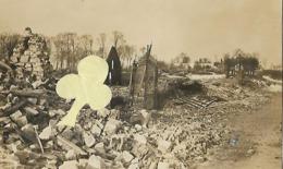 REMY   Près D' ARRAS Pas-de-Calais Carte Photo Allemande 27 Juillet 1917 - France