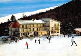 CPSM 05 CEUZE LE CHALET HOTEL GAILLARD    Grand Format  15 X 10,5 Cm - France
