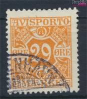 Dänemark V12 Gestempelt 1915 Verrechnungsmarken (9342925 - 1913-47 (Christian X)
