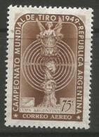 Argentina - 1949 Shooting Championship MNH **   Sc C58 - Argentina