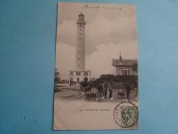 64 - Biarritz - Le Phare - 1907 - Biarritz