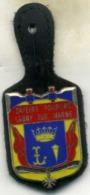 Insigne Sapeur Pompier, 77 LAGNY SUR MARNE___ Ballard - Firemen