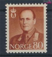 Norwegen 425 Mit Falz 1958 König Olaf V. (9339747 - Norwegen