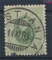 Norwegen 32 Gestempelt 1878 Oskar II. (9340758 - Usati