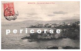 Beyrouth  Vue Prise De La Route Du Phare - Liban