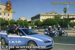 Mestieri - Polizia Di Stato - Manfredonia (FG) 2009 - 157° Anniv. Fondazione Polizia Di Stato - - Polizia – Gendarmeria