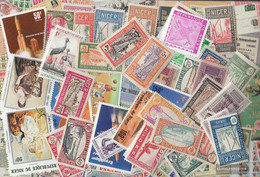 Niger Stamps-600 Different Stamps - Niger (1960-...)