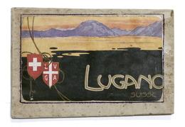 Turismo Svizzera - Brochure Lugano - Ed. 1914 - Libros, Revistas, Cómics