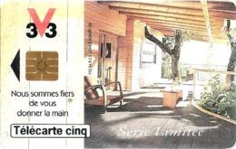 Télécarte Promotionnelles 5 U - Gn159 - V33 Fongexor Bis - GEM - France