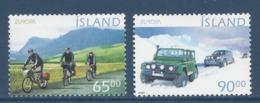 Islande - Europa - Yt N° 994 Et 995 - Neuf Sans Charnière - 2004 - Nuovi