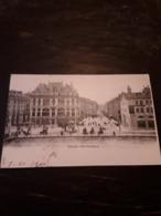 Cartolina Postale 1900, Genève, La Corraterie - GE Genève