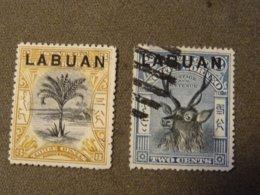 COLONIES ANGLAISES  LABUAN - Grande-Bretagne (ex-colonies & Protectorats)