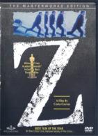 DVD Costa Gavras Z - DVD