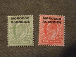 COLONIES ANGLAISES  MAROC - Grande-Bretagne (ex-colonies & Protectorats)