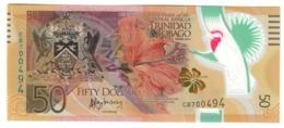 Trinidad & Tobago 50 Dollars 2014 Commemorative UNC .PL. - Trinidad En Tobago
