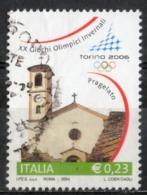 Italia  2004 - Giochi Olimpici Invernali 23 Centesimi - 6. 1946-.. Republic