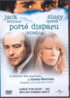 DVD Costa Gavras Missing - DVD