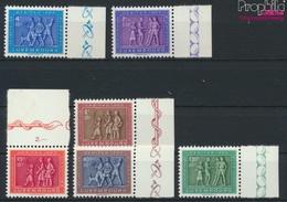 Luxemburg 517-522 (kompl.Ausg.) Postfrisch 1953 Heimatliches Brauchtum (9256386 - Luxemburg