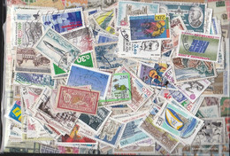 France Special Stamps And Large Stamps-600 Different - France