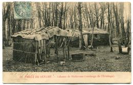 Forêt De Sénart Cabanes De Bûcherons Voisinage Et De L'Ermitage - France