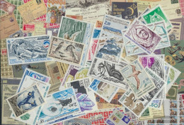 Französ. Areas Antarctica French South- And Antarktisgebiete Stamps-100 Different Stamps - Lots & Serien