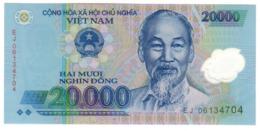 Vietnam 20000 Dong 2006 UNC .PL. - Vietnam