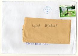 2019--tp Picasso 6.70F (1998)  Seul Sur Lettre  -- Enveloppe Format  C5 --  Cachet Néopost--utilisation Tardive - Marcophilie (Lettres)