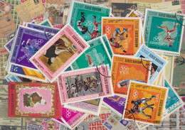 Aden - Mahra State Stamps-100 Different Stamps - Yemen