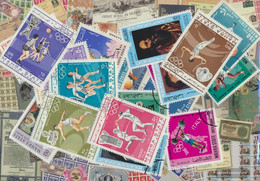 Aden - Mahra State Stamps-25 Different Stamps - Yemen