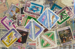 Aden - Qu'AITI State Stamps-25 Different Stamps - Yemen