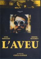 DVD Costa Gavras L'aveu - DVD