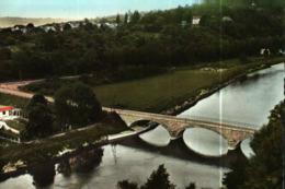 Carte Postale  (77)  SAACY-sur-MARNE -  Le Pont - France