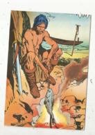 Cp, BANDES DESSINEES , HAXTUR ,VICTOR DE LA FUENTE , 1973 DARGAUD - Comics