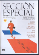 DVD Costa Gavras Secction Spéciale - DVD