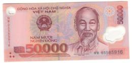 Vietnam 50000 Dong 2005 UNC .PL. - Vietnam