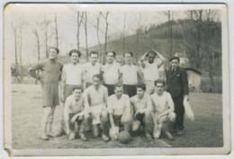 Sport. Équipe De Football De Tulle (Corrèze). 1942. - Sport