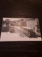 Cartolina Postale 1900, Chemin De Fer Du Salève - Autres Communes