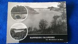Rappbode-Talsperre Bei Wendefurth Im Harz Germany - Thale