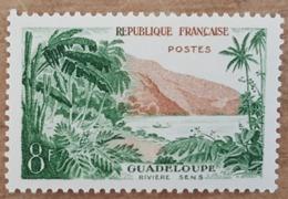 YT N°1125 - Rivière Sens, Guadeloupe - 1957 - Neuf - Nuovi