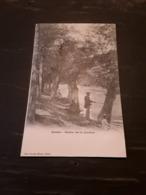 Cartolina Postale 1900, Genève, Sentier De La Jonction - GE Genf
