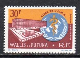 APR2800 - WALLIS ET FUTUNA 1966 ,  Yvert N. 27  ***  MNH (2380A) . OMS - Posta Aerea