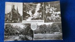 Wernigerode Harz Germany - Wernigerode