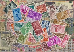Spanisch Guinea Stamps-100 Different Stamps - Spanish Guinea