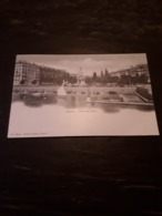 Cartolina Postale 1900, Genève, Place Des Alpes - GE Geneva