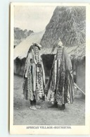 African Village - Egunguns - Benin